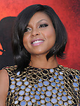 Taraji P. Henson at the Columbia pictures L.A. Premiere of The Karate Kid held at The Mann Village Theatre in Westwood, California on June 07,2010                                                                               © 2010 Debbie VanStory / Hollywood Press Agency