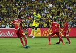 Atlético Bucaramanga igualó 2-2 ante Rionegro Águilas. Partido aplazado de la fecha 15 Liga Águila II-2017.
