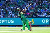 10th February 2019, Melbourne Cricket Ground, Melbourne, Australia; Australian Big Bash Cricket, Melbourne Stars versus Sydney Sixers;  Glenn Maxwell of the Melbourne Stars plays a huge pull shot down leg side