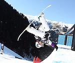 FIS SNOWBOARD WORLD CHAMPIONS LA MOLINA