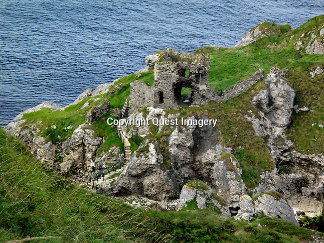 Images along the Causeway Coast in Northern Ireland.<br />
