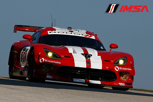8-10 August 2014, Elkhart Lake, Wisconsin USA<br />  91, Viper V10, SRT GTS-R, GTLM, Dominik Farnbacher, Marc Goossens, Jonathan Bomarito<br /> &copy;2014, Michael L. Levitt<br /> LAT Photo USA for IMSA