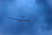 Ventus 2cxM: DEUTSCHLAND, 10.8.2008:Segelflugzeug, 18 Meter Klasse, Segelflugzeug, Flugzeug, Eigenstartfaehiges,  Faserverbundwerkstoff, Kohle, Kevlar, Schempp- Hirth Flugzeugbau,