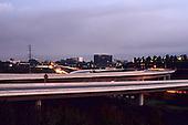 Stock photo of Freeway Stock photo of Orange County California Freeway