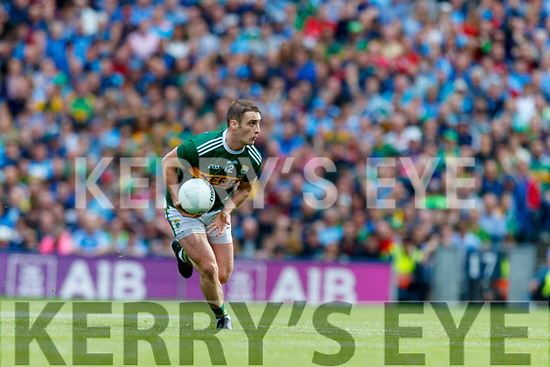 Stephen O'Brien, Kerry during the GAA Football All-Ireland Senior Championship Final match between Kerry and Dublin at Croke Park in Dublin on Sunday.