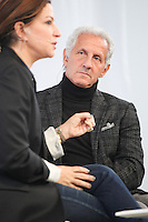 NEW YORK, NY - OCTOBER 22: Joseph Abboud  attends Martha Stewart's American Made Summit on October 22, 2016 in New York City. Credit: Diego Corredor/Media Punch