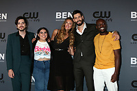 LOS ANGELES - AUG 4:  Morgan Krantz, Brooke Markham, Perry Mattfeld, Casey Diedrick, Keston John at the  CW Summer TCA All-Star Party at the Beverly Hilton Hotel on August 4, 2019 in Beverly Hills, CA