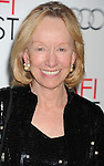 HOLLYWOOD, CA - NOVEMBER 08: Doris Kearns Goodwin arrives at the 'Lincoln' premiere during the 2012 AFI FEST at Grauman's Chinese Theatre on November 8, 2012 in Hollywood, California.