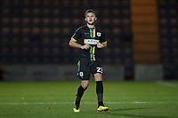 Tom James of Yeovil Town during Colchester United vs Yeovil Town, Sky Bet EFL League 2 Football at the JobServe Community Stadium on 2nd October 2018