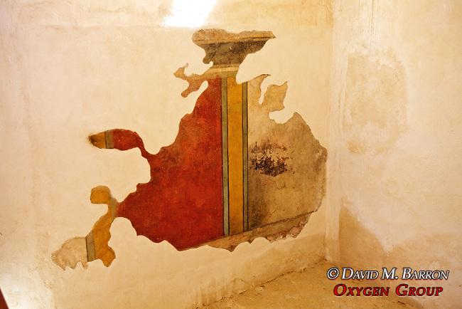 Masada Wall-Paintings