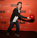 Ben Shenlman attends The Second Stage Theater's  32nd Annual All-Star Bowling Classic at the Lucky Strike on February 11, 2019 in New York City.