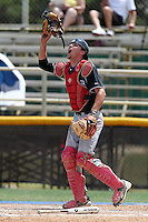 Brevard County CC Jason Holland #11 during a game against Miami-Dade at Miami-Dade Community College on March 26, 2011 in Miami, Florida.  Photo By Mike Janes/Four Seam Images