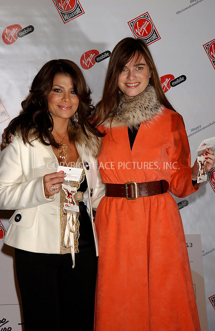 WWW.ACEPIXS.COM . . . . . ....NEW YORK, NOVEMBER 30, 2005....Paula Abdul and Kate Roberts, founder of Youth AIDS at the Kick Off of the 2005 Chrismahanukwanzakah Holiday in Times Square.....Please byline: KRISTIN CALLAHAN - ACEPIXS.COM.. . . . . . ..Ace Pictures, Inc:  ..Philip Vaughan (212) 243-8787 or (646) 679 0430..e-mail: info@acepixs.com..web: http://www.acepixs.com