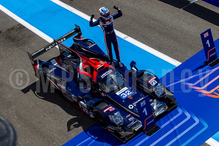 #32 UNITED AUTOSPORTS - LMP2 - ORECA 07/GIBSON - WILLIAM OWEN/ALEX BRUNDLE/JOB VAN UITERT