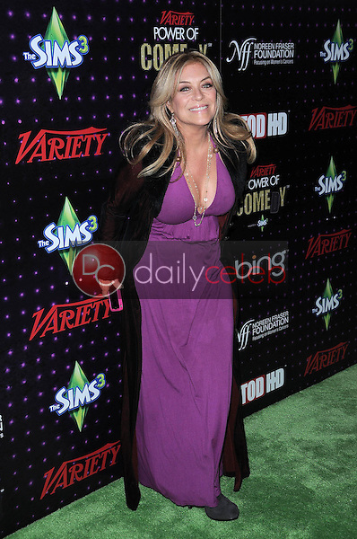 Lydia Cornell<br /> at Variety's 1st Annual Power Of Comedy Event, Club Nokia, Los Angeles, CA. 12-04-10<br /> David Edwards/DailyCeleb.com 818-249-4998