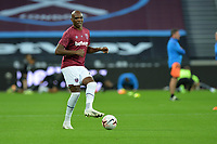 Angelo Ogbonna of West Ham United during West Ham United vs Newcastle United, Premier League Football at The London Stadium on 12th September 2020