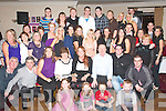 21ST PARTY: Grace Hobbert, Spa Road, Tralee (seated centre) celebrated her 21st birthday in style at the Kerins O'Rahillys GAA Clubhouse last Saturday night with her parents Patsy & Marie and lots of family and friends.   Copyright Kerry's Eye 2008