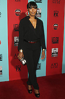 HOLLYWOOD, LOS ANGELES, CA, USA - OCTOBER 05: Angela Bassett arrives at the Los Angeles Premiere Screening Of FX's 'American Horror Story: Freak Show' held at the TCL Chinese Theatre on October 5, 2014 in Hollywood, Los Angeles, California, United States. (Photo by Celebrity Monitor)