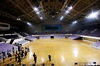 Olympic Sports Center Gymnasium. Olympic Venues<br /> Olimpiadi Pechino 2008. Impianto Giochi Olimpici<br /> Foto Cspa/Insidefoto