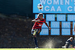 12 November 2016: Liberty's Bertha Martinez. The University of North Carolina Tar Heels played the Liberty University Flames at Fetzer Field in Chapel Hill, North Carolina in a 2016 NCAA Division I Women's Soccer Tournament First Round match. UNC won the game 3-0