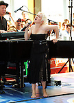 "New York, NY - August 4, 2006:..Cyndi Lauper performs on NBC's ""Today Show"" Toyota Concert Series at Rockefeller Plaza in New York City, New York on Friday, August 4, 2006."