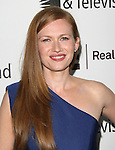 "Mireille Enos  at ""Reel Stories, Real Lives"" Celebration of the Motion Picture & Television Fund's 90 Years of Service to the Community and Recognizes The Hollywood Reporter's Next Generation Class of 2011 held at Milk Studios in Los Angeles, California on November 05,2011                                                                               © 2011 Hollywood Press Agency"
