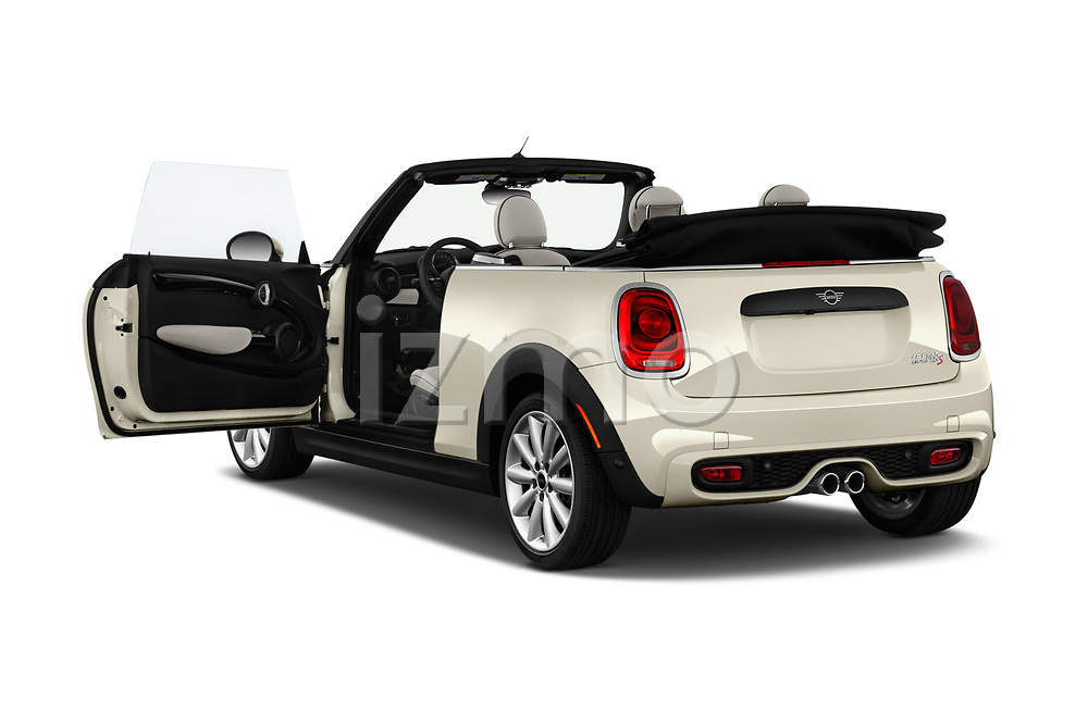 Car images close up view of a 2019 Mini Cooper S Signature 2 Door Convertible doors