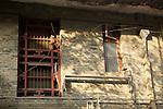 Detail On The Outdoor Customs Staff Residence In Jiujiang (Kiukiang).