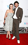 "WESTWOOD, CA. - September 04: Actress Debi Mazar and husband Gabrile Corcos arrive at the Los Angeles Premiere of ""The Women"" at the Mann Village Theater on September 4, 2008 in Westwood, California."