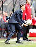 Nederland, Alkmaar, 26 augustus 2012.Eredivisie.Seizoen 2012-2013.AZ-SC Heerenveen.Marco van Basten, trainer-coach van SC Heerenveen