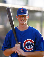 DJ LeMahieu ---  AZL Cubs - 2009 Arizona League.Photo by:  Bill Mitchell/Four Seam Images.