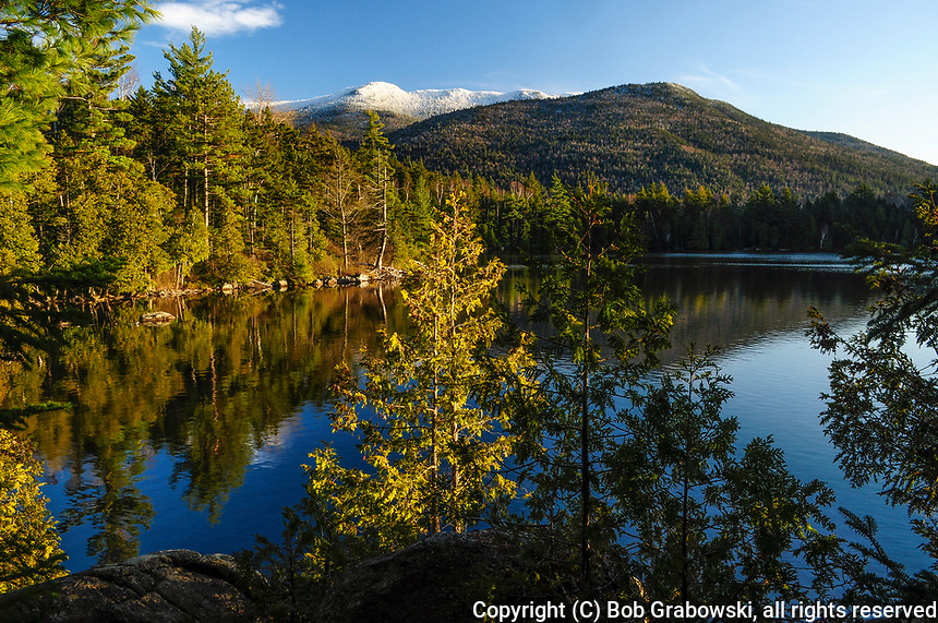 Copperas Pond, Sentinel Range Wilderness Area, Adirondack Forest Preserve, New York