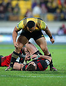 2017 Super Rugby Hurricanes v Crusaders Jul 15th