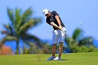 Adrien Saddier (FRA) during previews for the Afrasia Bank Mauritius Open played at Heritage Golf Club, Domaine Bel Ombre, Mauritius. 29/11/2017.<br /> Picture: Golffile | Phil Inglis<br /> <br /> <br /> All photo usage must carry mandatory copyright credit (&copy; Golffile | Phil Inglis)