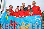 Holy Cross Mercy National School has become the first school in Kerry to raise an active flag in their school. A special celebration was held at the school last week to mark this important achievement and Miche?al O' Muircheartaigh was on hand to raise the flag. .Pictured are the School's Active Committee .Back L-R Lucinda O'Driscoll,  Emma Dineen, Miche?al O' Muircheartaigh and Isabelle Corridan .Front L-R Colm O'Callaghan, Rachael Leane, Sarah Crowley, Shannon O'Donoghue and Ethan Slattery...