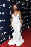 www.acepixs.com<br /> May 6, 2017  New York City<br /> <br /> Janet Mock attending arrivals at GLAAD Media Awards on May 6, 2017 in New York City.<br /> <br /> Credit: Kristin Callahan/ACE Pictures<br /> <br /> <br /> Tel: 646 769 0430<br /> Email: info@acepixs.com