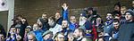 16.11.2019 Rangers Colts v Wrexham: Rangers fans