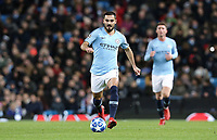 Manchester City's Ilkay Gundogan<br /> <br /> Photographer Rich Linley/CameraSport<br /> <br /> UEFA Champions League Group F - Manchester City v TSG 1899 Hoffenheim - Wednesday 12th December 2018 - The Etihad - Manchester<br />  <br /> World Copyright © 2018 CameraSport. All rights reserved. 43 Linden Ave. Countesthorpe. Leicester. England. LE8 5PG - Tel: +44 (0) 116 277 4147 - admin@camerasport.com - www.camerasport.com