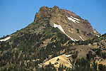 Mount Diller peak, Lassen Volcanic National Park, California