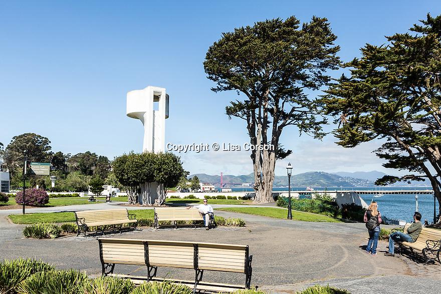 San Francisco Maritime Historic Park. San Francisco, California.