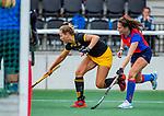 AMSTELVEEN - Faye Muijderman  (Den Bosch) . finale Den Bosch MA1-SCHC MA1 4-1. Den Bosch wint de titel Meisjes A . finales A en B jeugd  Nederlands Kampioenschap.  COPYRIGHT KOEN SUYK