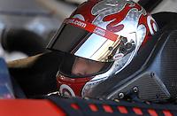 Apr 19, 2007; Avondale, AZ, USA; Nascar Nextel Cup Series driver Reed Sorenson (41) during qualifying for the Subway Fresh Fit 500 at Phoenix International Raceway. Mandatory Credit: Mark J. Rebilas