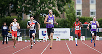 18 MAY 2008 - LOUGHBOROUGH, UK - Martyn Rooney - 400m - Loughborough International Athletics (PHOTO (C) NIGEL FARROW)
