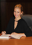 Cameron Diaz Signs Copies Of Her New Book - The Body Book 1-16-14
