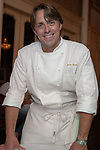 Owner and Chef John Besh at Restaurant August in the Central Business District, New Orleans, LA