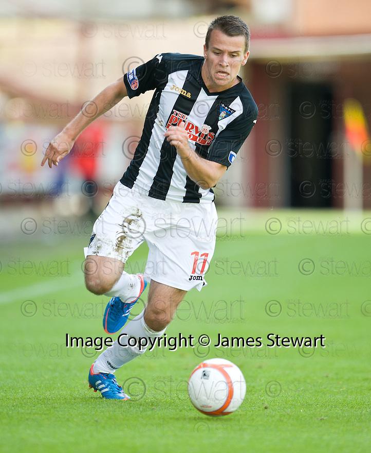 Paul Willis - Dunfermline AFC.