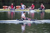 Caversham. Berkshire. UK<br /> GBR ASM1X. Tom AGGAR.<br /> 2016 GBRowing, Para Rowing Media Day, UK GBRowing Training base near Reading, Berkshire.<br /> <br /> Friday  15/04/2016<br /> <br /> [Mandatory Credit; Peter SPURRIER/Intersport-images]