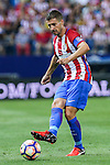 Atletico de Madrid's Gabi Fernandez during the match of La Liga Santander between Atletico de Madrid and Deportivo Alaves at Vicente Calderon Stadium. August 21, 2016. (ALTERPHOTOS/Rodrigo Jimenez)