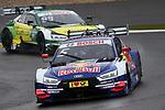 09.09.2017, N&uuml;rburgring, N&uuml;rburg, DTM 2017, 13.Lauf N&uuml;rburgring,08.09.-10.09.2017 , im Bild<br /> Mattias Ekstr&ouml;m (SWE#5) Audi Sport Team Abt Sportsline, Red Bull Audi RS 5 DTM , Mike Rockenfeller (DEU#99) Audi Sport Team Phoenix, Schaeffler Audi RS 5 DTM <br /> <br /> Foto &copy; nordphoto / Bratic