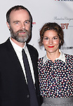 Brian F. O'Byrne and Heather Goldenhersh  attending the After Party for Opening Night Performance of the Roundabout Theatre Production of  'If There Is I Haven't Found It Yet' at the Laura Pels Theatre in New York City on 9/20/2012.